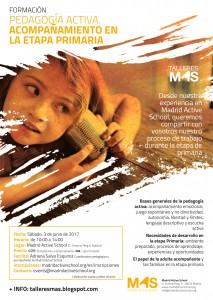 Introduction to Active Education for Primary School (en español) @ Madrid Active School