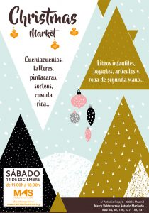 Christmas Market and Open Doors @ Madrid Active School